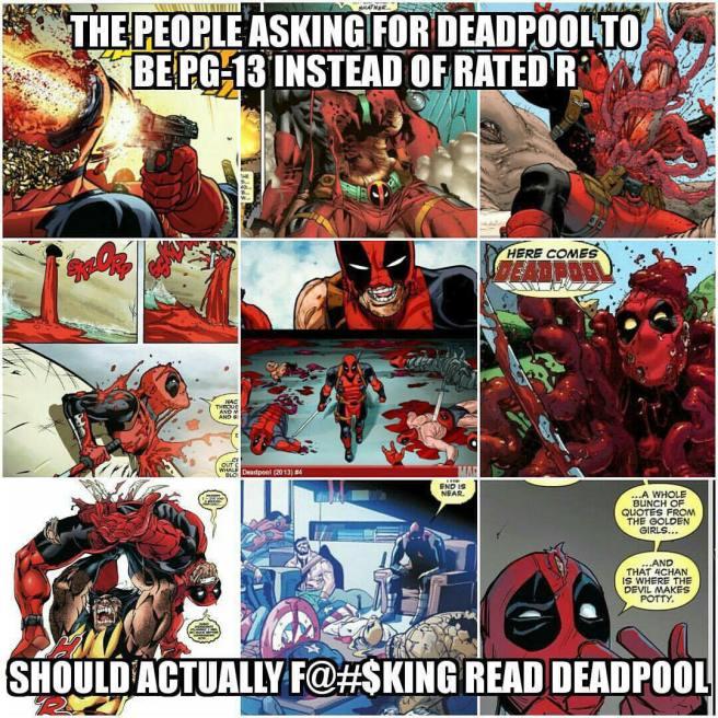 Deadpool és a korhatár